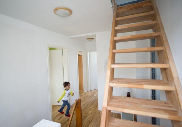 Bodentreppe Als Platzsparender Zugang Zum Dachboden Bauemotion De
