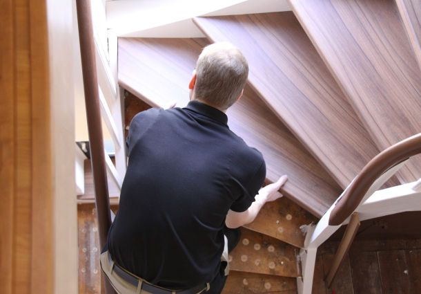 Treppe renovieren - bauemotion.de