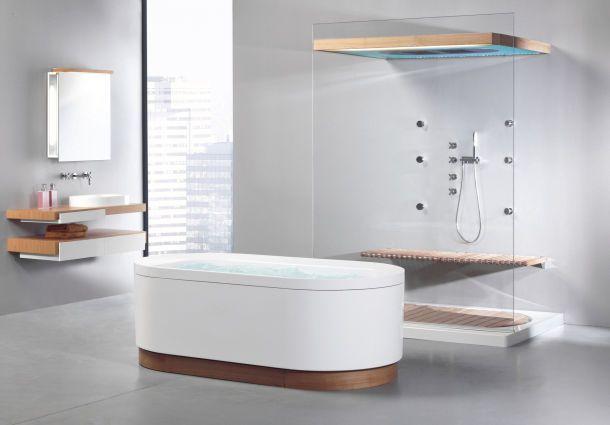 prickelnd wellness in dusche und badewanne. Black Bedroom Furniture Sets. Home Design Ideas