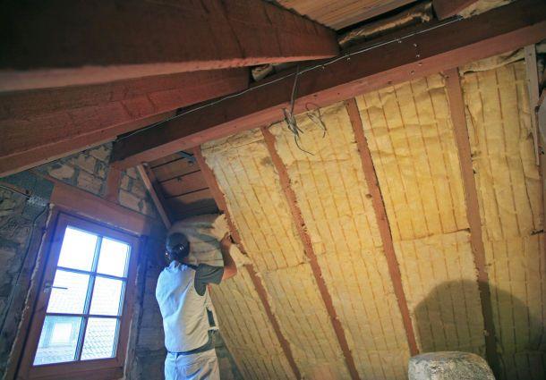 Dachboden Fußboden Nachträglich Dämmen ~ Steildach nachträglich dämmen bauemotion