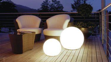 Terrasse Beleuchtung Simple Fr Haus Und Garten With Terrasse