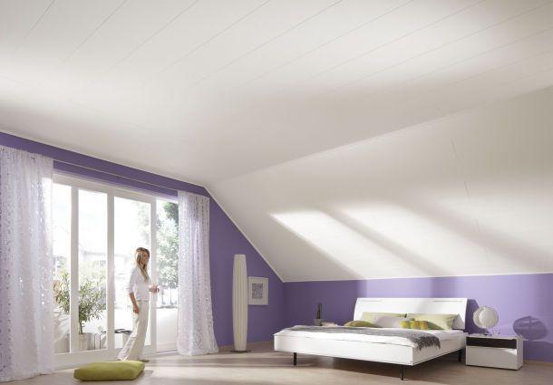 Bevorzugt Paneele für Wand und Decke: Design und Funktion - bauemotion.de FO03