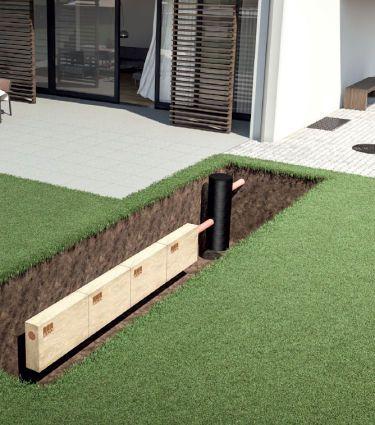 Relativ Versickerung für Ihren Garten - bauemotion.de FI36
